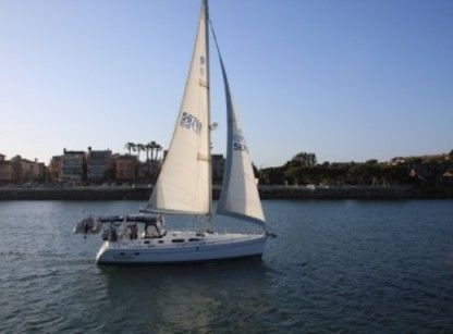 Charter Sailboat Hunter 2005 41' Hunter Marina del Rey