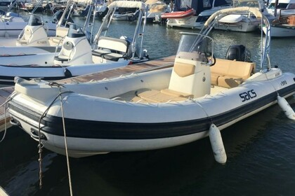 Location Semi-rigide Sacs Marine S590 Arcachon