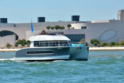 Charter Catamaran Fountaine Pajot My 37 Lisbon