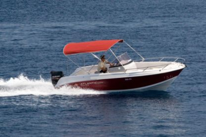 Charter Motorboat Atlantic 670 Open Trogir