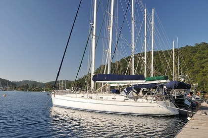 Charter Sailboat  Harmony 52 Marmaris