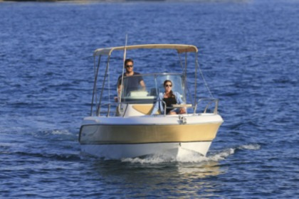 Rental Motorboat SESSA KEY LARGO 20 - Licencia Navegacion Ibiza