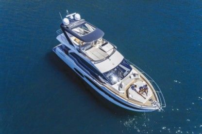 Rental Motor yacht Absolute 58 Flybridge Mallorca
