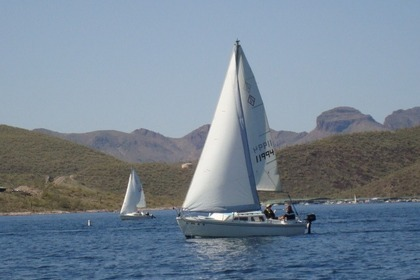 Charter Sailboat Catalina 22 Peoria