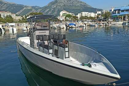 Rental Motorboat Cigarette Racing Offshore 27 Tivat