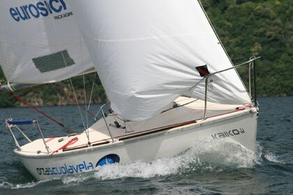 Rental Sailboat Lillia FUN Dervio