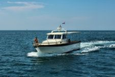 Motorboat Sea Horse 42 for hire