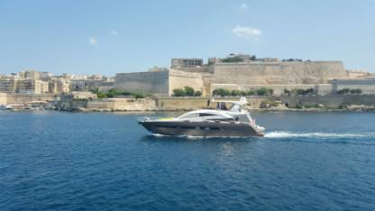 Rental Motorboat Galeon 640Fly Saint Julian's