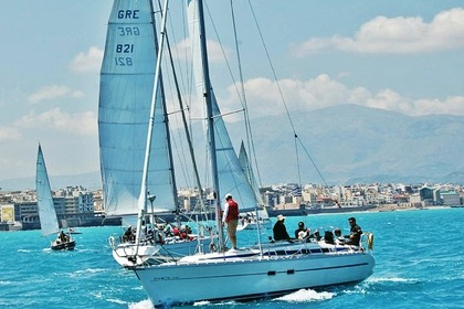Hire Sailboat Bavaria 350 Caribic (skippered) Heraklion