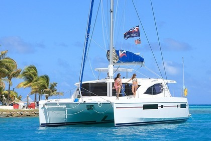 Charter Catamaran Moorings 4800 Saint George's