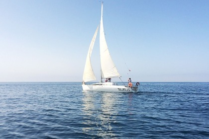 Charter Sailboat FB 35 Fuseta