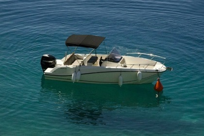 Rental Motorboat Quicksilver Activ 675 Open Mimice