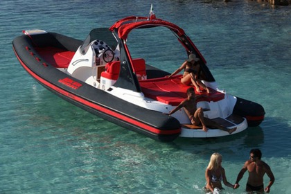 Location Semi-rigide Joker Boat Mainstream 800 Villefranche-sur-Mer