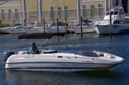 Charter Motorboat Century 2560 Key West