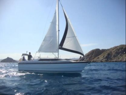Rental Sailboat Macgregor 26X Águilas