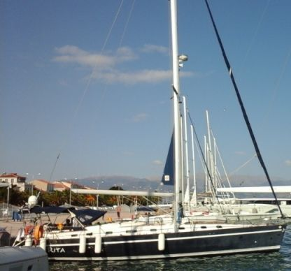 Charter Sailboat Ocean Star 56.1 Alimos