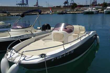 Rental Motorboat Sessa Marine Key Largo One Valencia