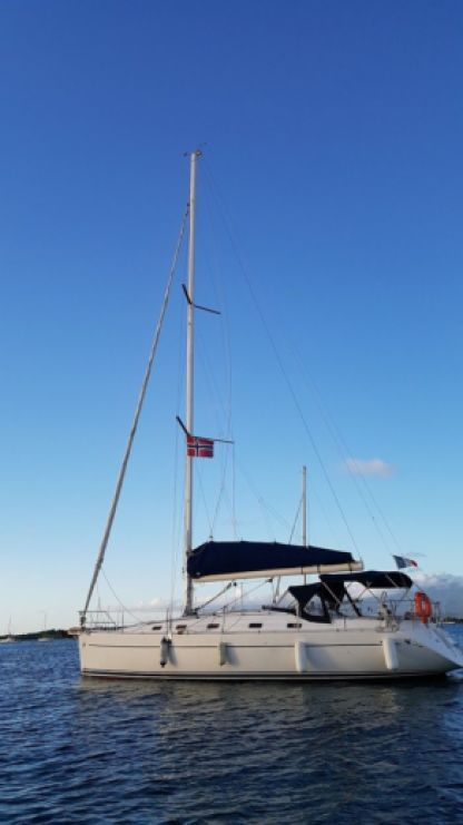 Location Voilier Harmony - Poncin Yachts Harmony 42 Les Anses-d'Arlet
