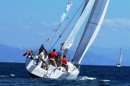 Hire Sailboat Hanse 370 Marina di Pisa
