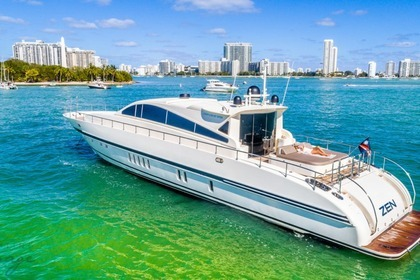 Location Yacht Leopard - Robertson & Caine 92 Miami