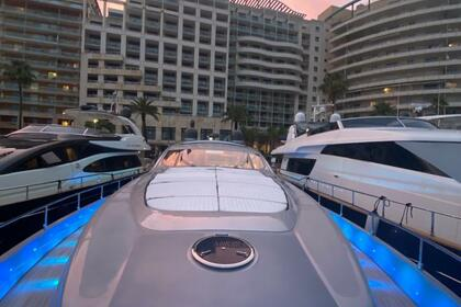 Location Yacht Pershing 76 Monaco