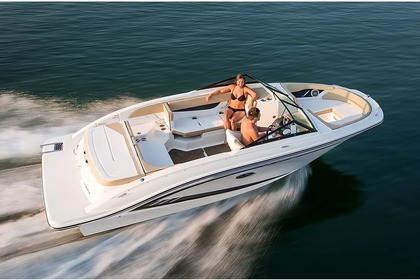 Charter Motorboat Sea Ray 210 Spx Dongo