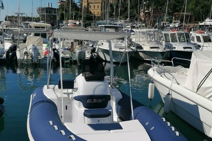 Rental RIB 2 BAR 2 BAR 62 Rapallo
