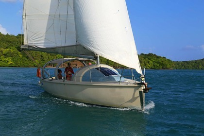 Charter Sailboat Kaïdoz 31 Le Robert