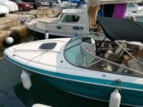 Motorboat Sea Ray 210 Overnighter for rental