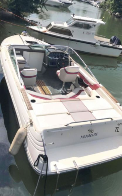 Rental Motorboat Sea Ray 220 Port Grimaud