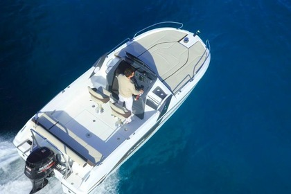 Rental Motorboat Beneteau Flyer 6.6 Roses