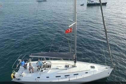Hire Sailboat Benetau Cyclades 43.4 Bodrum