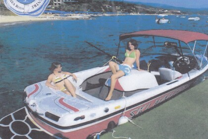 Rental Motorboat CORRECT CRAFT Ski Nautique 196 Chalkidiki