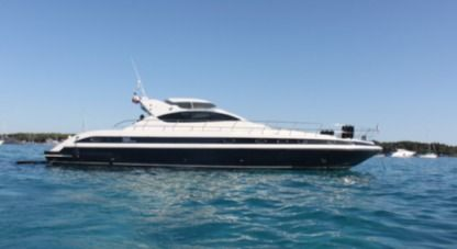 Charter Motorboat Conam 58 Sport Hard Top Cannes