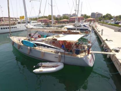 Rental Sailboat Bordeaux 60 Göcek