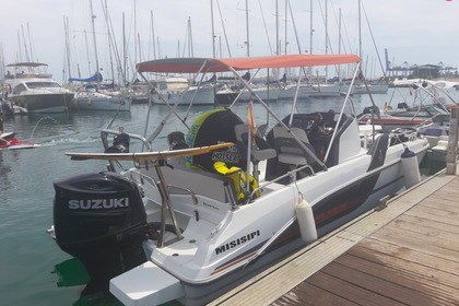 Hire Motorboat Beneteau Flyer 6.6 space deck Valencia