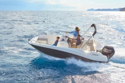 Charter Motorboat Quicksilver quicksilver 555 open Menorca