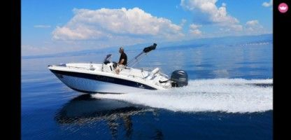 Rental Motorboat Salmer Calipso 21 Malinska