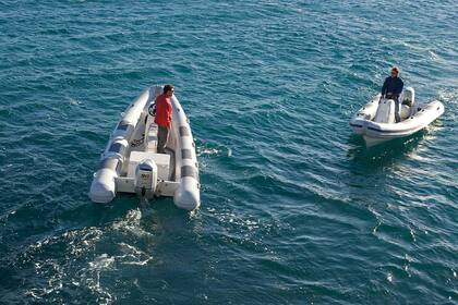 Rental RIB Lolivul 5.9 Split