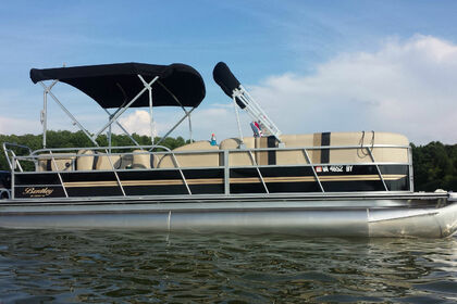 Rental Motorboat Bentley Pontoon 240 Cruise Jacksonville