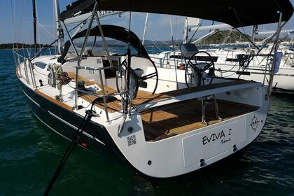 Rental Sailboat ELAN Elan 450 black limited edition Rogoznica