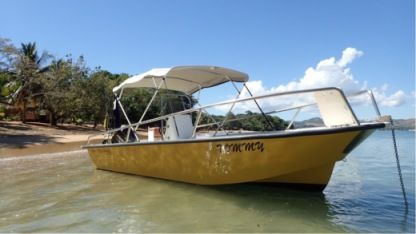 Charter Motorboat Techmarine Tm21 Nosy-Be
