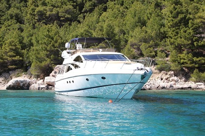 Location Yacht Sunseeker Manhattan 64 Seget Donji