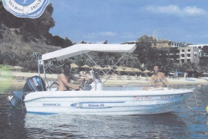 Rental Motorboat Marinco Dream 46 Chalkidiki