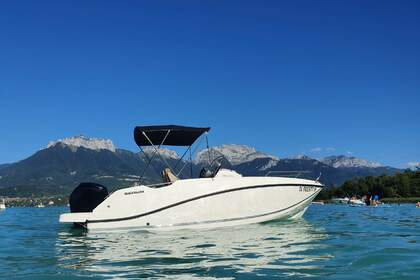 Rental Motorboat Quicksilver Activ 555 Open Saint-Jorioz