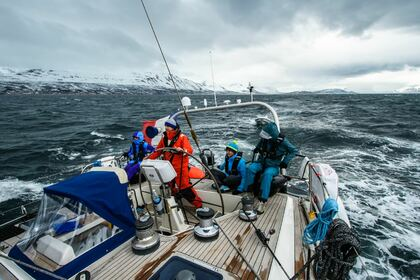 Rental Sailboat CNB 76 Tromsø