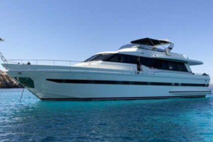 Rental Motor yacht Falcon Yachts 76 Portisco
