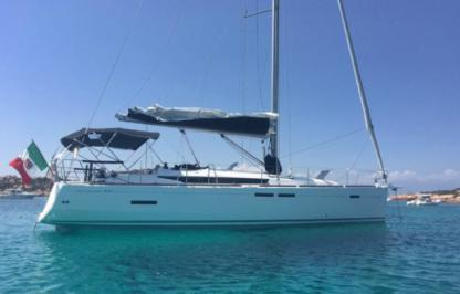 Rental Sailboat Jeanneau Sun Odyssey 449I Portisco