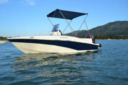 Charter Motorboat Compass 150Cc Chalkidiki