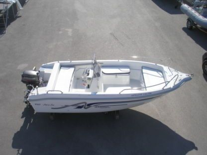 Charter Motorboat Marinco 450 Fish And Fun Syvota